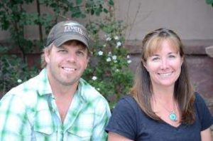 Christy & Campy, Owners of Rivers Clothing Company
