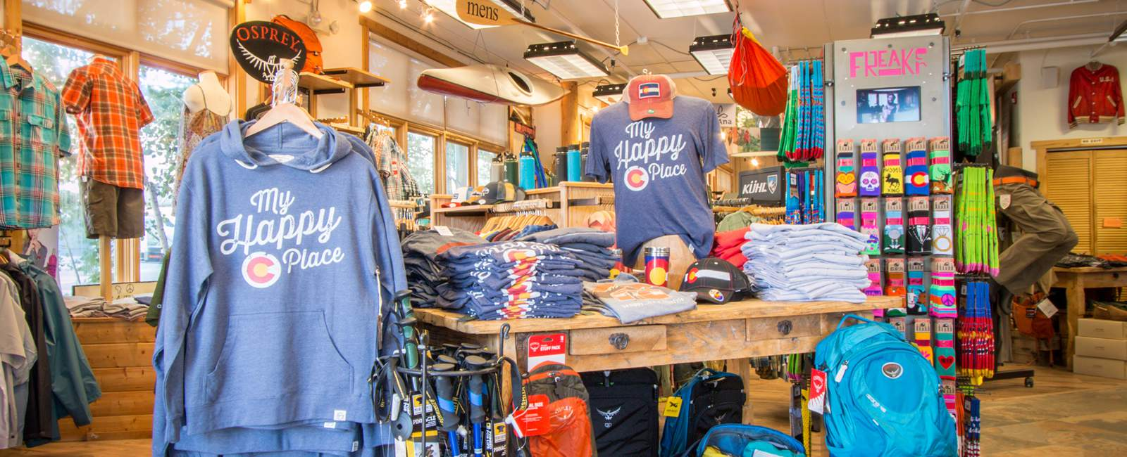Frisco clothing stores